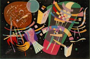 Wassily Kandinsky/ Composition X, 1939