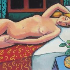 Desnudo ausente