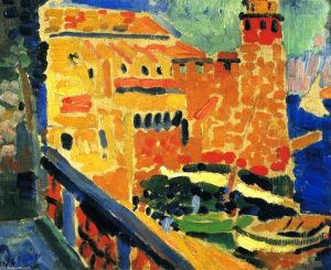 Andre-Derain-The-Lighthouse