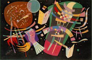 Wassily Kandinsky/ Composition X, 1939